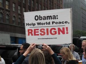 Leder 29. september 2015:  <br>USA/New York: LaRouchePAC transformerer omgivelserne omkring FN