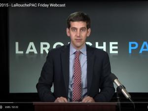 LPAC Fredags-webcast, 16. oktober 2015: <br>De lækkede 'Dronepapirer': <br>Brug chancen til at katalysere et presserende nødvendigt oprør, <br>hvis vi skal redde USA. <br>v/Jeffrey Steinberg