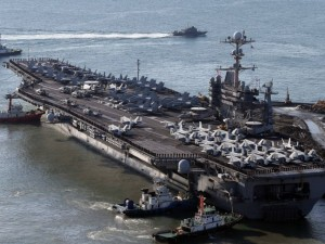 Leder, 30. oktober 2015:  <br>Hvis vi ikke lever op til det, Obama foretager sig <br>imod Kina, er vores organisation i fare