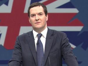 George Osborne håber at bringe Silkevejen til Storbritannien