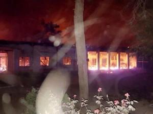 Obama dræberen forsøger at frasige sig ansvaret <br>for bombning af Læger uden Grænser-hospital