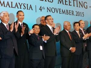 Malaysia og ASEAN yder modstand imod Obamas trusler i det Sydkinesiske Hav