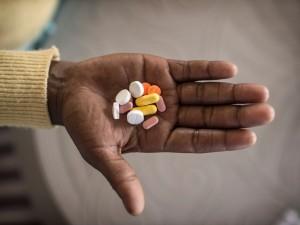 Læger uden Grænser advarer om, at, med TPP-aftalen, <br>vil prisbillig medicin til millioner af mennesker forsvinde