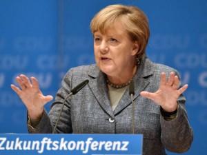 Tyskland: Merkel advarer, fjendtlighed mod flygtninge kan udløse krig