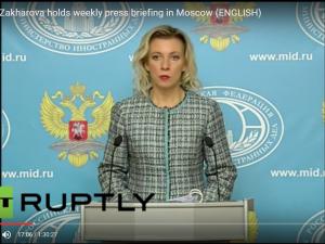 Rusland har et 8-punkts forslag til fredsaftale i Syrien – møde i Wien 13. nov.