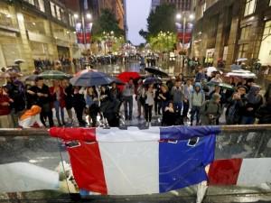 Rædsel har slået Paris: »At overvinde frygten« <br>af Jacques Cheminade, leder af Solidarité et Progrès <br>(LaRouche-bevægelsen i Frankrig)