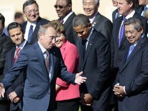 Voksende pres for at samarbejde med Rusland i Syrien