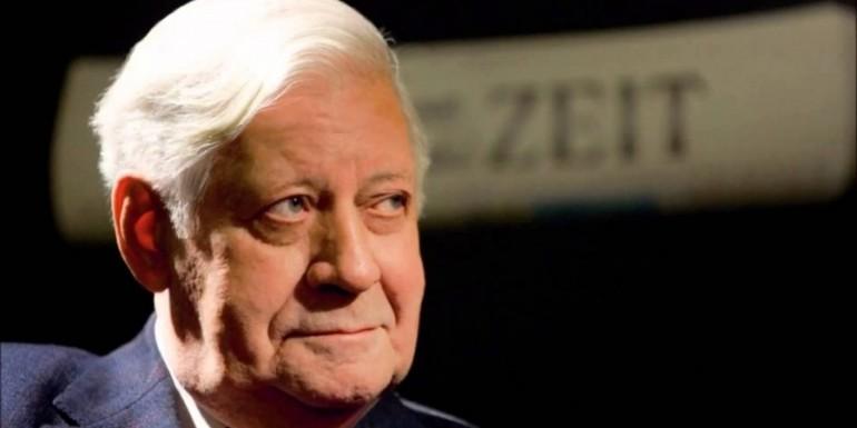 Tidligere tysk kansler Helmut Schmidt død - helmut_schmidt-770x385