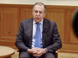 Ruslands udenrigsminister Lavrov: <br>Godkendte USA på forhånd Tyrkiets handling?