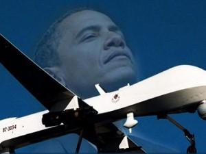 Fire forhenværende drone-operatører kræver, <br>at Obama standser drone-drabene nu