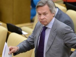 Rusland: Pushkov fordømmer NATO for <br>at holde sig på sidelinjen af anti-ISIS-kampen