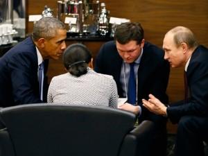 Putin og Obama mødes i Tyrkiet til diskussion om Syrien og Ukraine