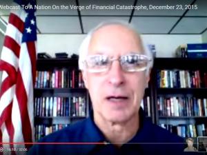 SPECIAL International LaRouchePAC webcast onsdag, <br>den 23. december 2015 – <br>Til en nation på randen af en finanskatastrofe