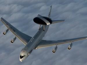 NATO sender AWACS-fly til Tyrkiet