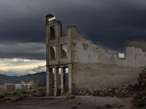 'Zombie-banker' vil bringe massedød <br>over mennesker i Europa og Amerika