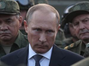 Præsident Putin fremlægger Ruslands globale militære <br>strategi for landets Øverste Kommando og Generalstaben