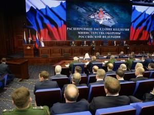 Russisk forsvarsminister: NATO kommer stadig tættere på Rusland