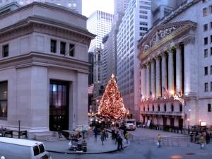 Leder, 23. december 2015: <br>Dump Wall Street til jul