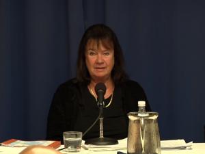 Helga Zepp-LaRouche kræver Nyt Paradigme <br>på forum for forsvarsministre i USA