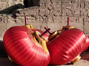 Den kinesiske præsident Xi Jinping i Egypten understreger <br>den historiske relation mellem de to landes kulturer
