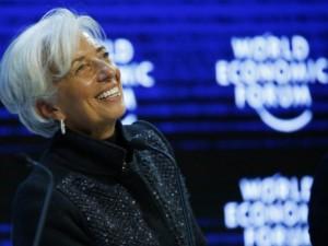 IMF's chefkriminelle Christine Lagarde siger, BRIKS er på vej ned <br>– Men hun kunne ende i fængsel