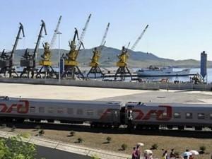 Rajin-havnen i Nordkorea udskiber nu nordkinesiske varer til Sydkina