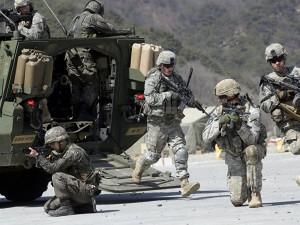 Opdatering over situationen i Asien:  <br>USA rasler med atomsablen over for Nordkorea, o.a.
