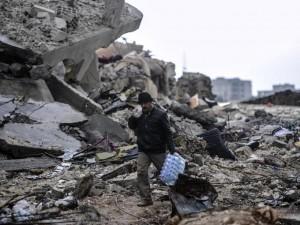 Debat om genopbygning af Syrien er, omend langsomt, kommet i gang