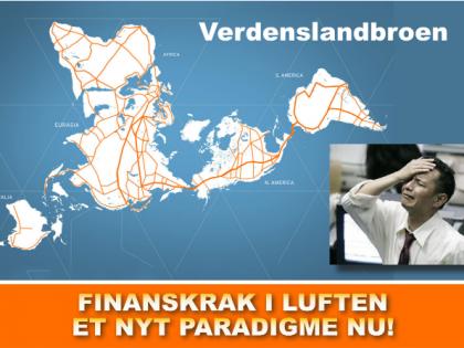NYHEDSORIENTERING JANUAR: <br>Finanskrak i Luften: Et Nyt Paradigme nu!
