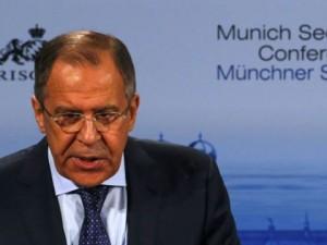 Ruslands udenrigsminister Lavrov advarer, generel krig ville være USA's ansvar