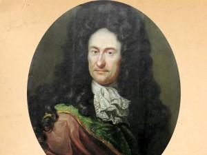 Om Gottfried Wilhelm Leibniz;  <br>Grundlaget for økonomi er,  <br>hvilket menneskesyn, du har!