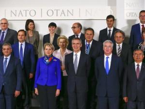 NATO vedtager militær oprustning i Østeuropa