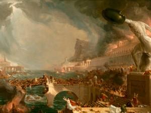 Sammenbruddet af Det romerske Imperium – i dag
