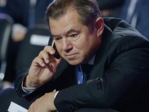 Sergei Glazyev, rådgiver til den russiske præsident, <br>angriber centralbanker og spekulanter