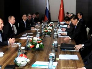 Historien udvikler sig til Ruslands og Kinas fordel, ikke Obamas