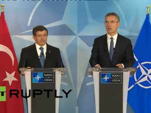 NATO udvider samarbejdet med Tyrkiet selv, <br>når Tyrkiet afslører sig selv som ledet af fascister