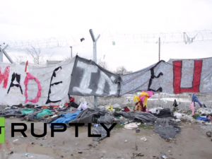 EU forvandler Grækenland til et katastrofeområde <br>med 'vilkår for flygtninge, ingen forestiller sig'