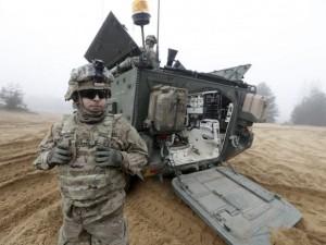 NATO's øverstbefalende i Europa, gen. Breedlove, <br>ønsker at flytte en permanent panserbrigade til Europa