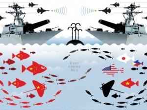 Truende konfrontation med Kina fremføres i Washington Post