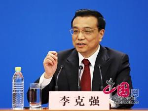 Finanssystemet skal tjene realøkonomien, siger Kinas premierminister Li Keqiang