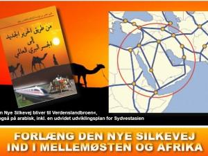 NYHEDSORIENTERING <br>FEBRUAR-MARTS 2016: <br>Forlæng Den Nye Silkevej ind i <br>Mellemøsten og Afrika