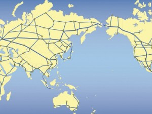 Se virkeligheden i øjnene: <br>Den transatlantiske verden er dømt til <br>undergang – Og menneskehedens <br>fremtid ligger i Eurasien