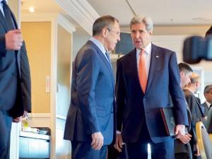 Eurasien har planer om global udvikling; <br>NATO har planer om global ødelæggelse
