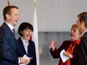 EIR intervenerer i NATO-konference i København