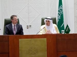 Tyrkiet og Saudi-Arabien vil sabotere våbenstilstand i Syrien