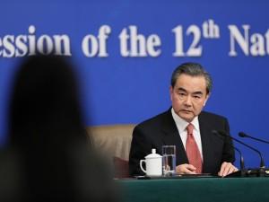 Wang Yi: »Kina vil aldrig blive et nyt Amerika«