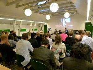 Succesfuldt seminar i København: Udvid den Nye Silkevej til Mellemøsten og Afrika.