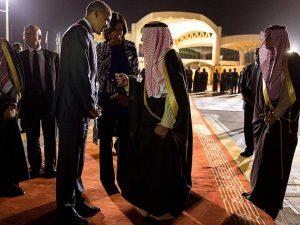 Obama og det anglo-saudiske imperium på huggeblokken