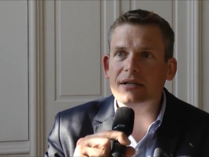 Om rumindustriens muligheder. Astronaut Andreas Mogensen, EIR-interview.