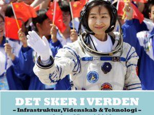 Det sker i verden – Infrastruktur, Videnskab & Teknologi, nr. 8